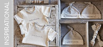 Baby's Firsts & Inspirational Keepsakes