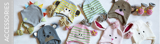 Accessories for baby girls and boys