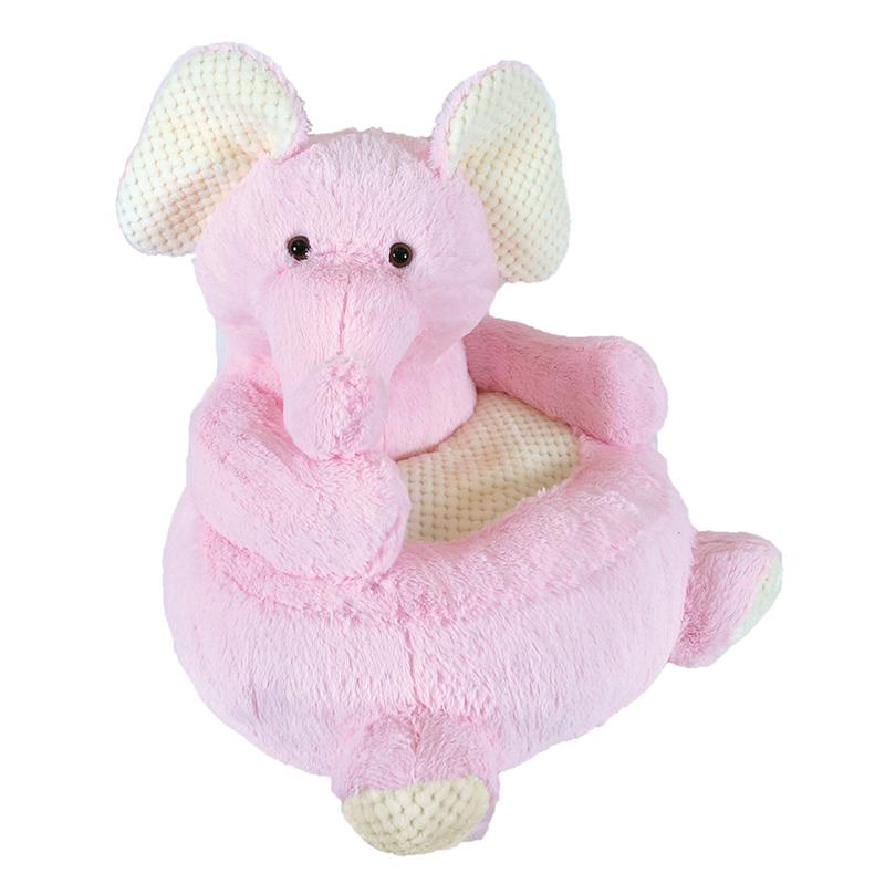 Pink Elephant Plush Chair.  Https://stephanbaby.cb Gift.com/common/large/101406.