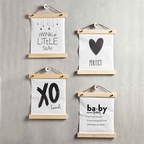 Canvas Wall Signs